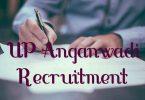 UP Anganwadi Recruitment
